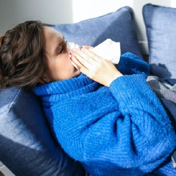 Grípa je nalezljiva virusna bolezen dihal